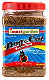 I Must Garden Dog & Cat Repellent - 3lb Granular - Natural & Pet Safe