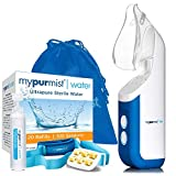 Mypurmist Free Ultrapure Personal Vaporizer and Humidifier (Cordless), Premium Kit
