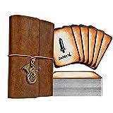 Spellbook Cards Holder DND RPG Pocket Spell Book & Reference Card Holder, Tome of Recollection TTRPG...