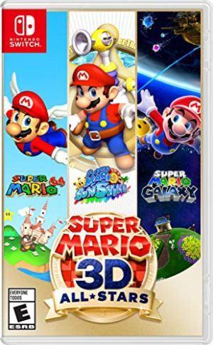Super Mario 3D All-Stars – Nintendo Switch