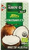 Aroy-D Leche de Coco Bio 250 gr