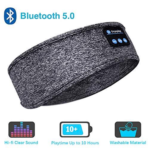 Sleep Headphones Bluetooth Headband,Upgrage Soft...
