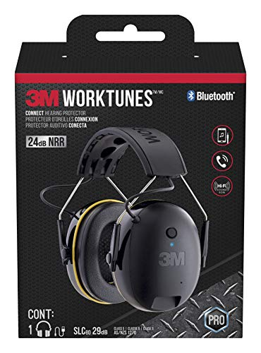 3M WorkTunes Connect Hearing Protection, Great Father's Day Gift