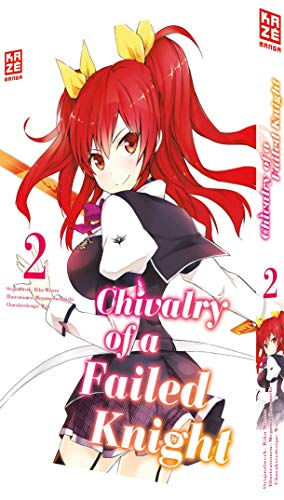 Chivalry of a Failed Knight - Band 02