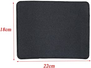 LIUSHI Mouse Pad with Stitched Edges,Gaming Computer Mouse Mat,Washable Keyboard Pad Mat..