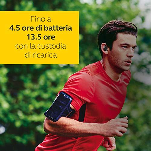 Product Image 1: Jabra Elite Sport Auricolari Wireless, Cuffie Sportive con Applicazione Integrata per il Fitness, Chiamate e Musica Wireless, Neri