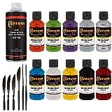 Custom Shop Lettering Enamel/pinstripe 10 Paint Colors
