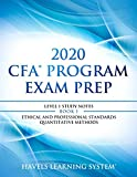 2020 CFA Program Exam Prep Level 1: 2020 CFA level 1, Book 1: Ethical and Professional Standards & Quantitative Methods (2020 CFA Level 1 Exam Prep)