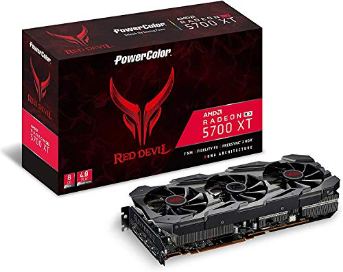 PowerColor Red Devil Radeon RX 5700 XT 8GB GDDR6 Graphics Card