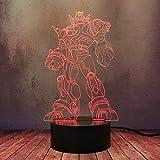 illusion veilleuse transformateur dessin animé protagoniste bourdon optimus optime roman...
