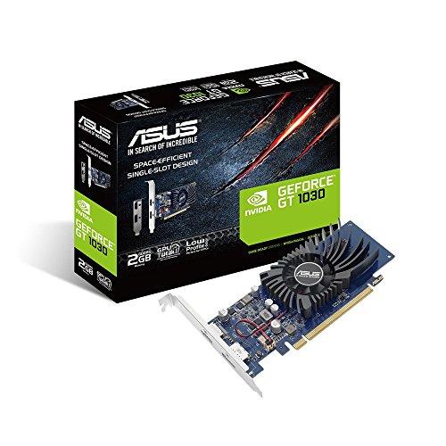 ASUS GT1030-2G-BRK - Tarjeta gráfica (GeForce GT 1030, 2 GB, GDDR5,...