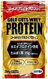 GOLD GUTS ゴールドガッツホエイプロテイン ココア風味 294g