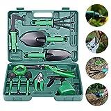 Ensemble D'outils De Jardin outils jardinage kit de Jardinage avec étui de...