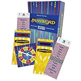 Cardinal Industries Classic Password Game - Based Off The Original 60s Gameshow - One Word Clue ,Blue