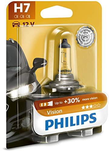Philips 12972 PRB1 Premium - Bombilla H7 (1 unidad, 30% más de potencia)