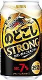 【新ジャンル】キリン のどごし STRONG(ストロング) [ 350ml×24本 ]