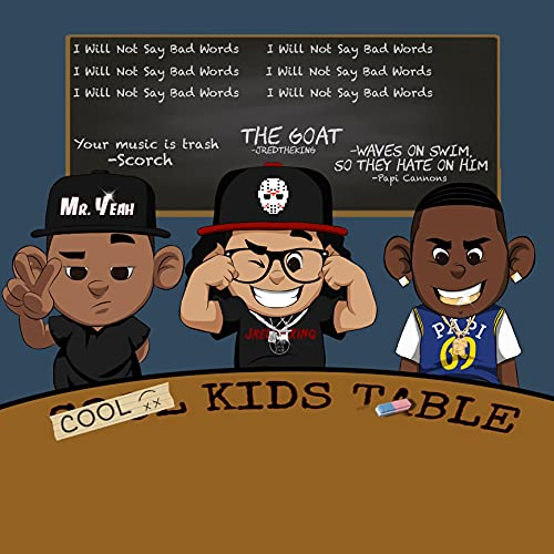 Cool Kids Table Podcast