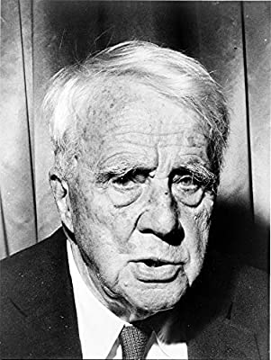 This Professionally reproduced Photograph of Robert Frost is printed on acid-free heavyweight Photo Paper using archival inks meant to last years. Easy to Frame Print: This Robert Frost photo is a great decor idea for any Home, Office, or Classroom. ...