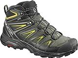 SALOMON X Ultra 3 Wide Mid GTX, Chaussures de Randonnée Hautes Homme