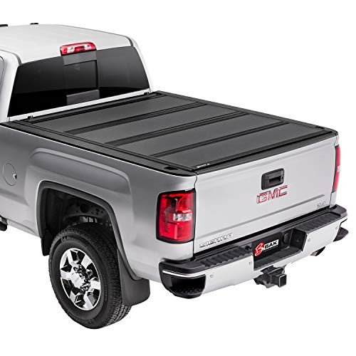 BAK BAKFlip MX4 Hard Folding Truck Bed Tonneau...