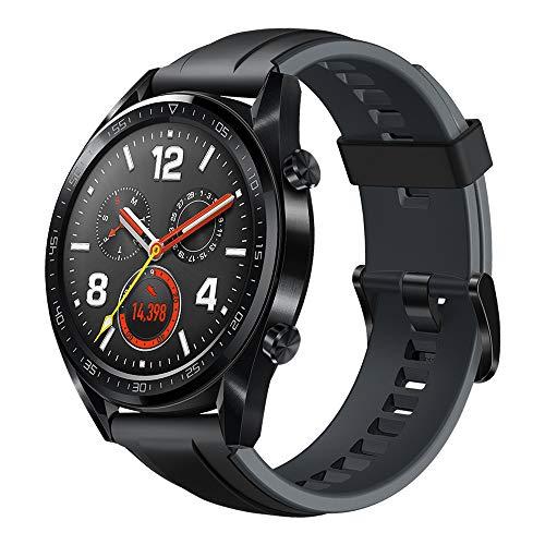 Relógio Smartwatch Huawei GT Sport GPS (preto)