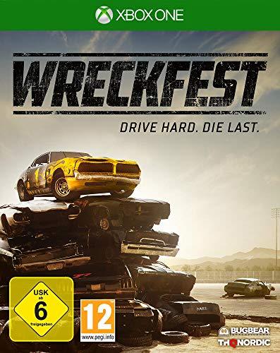 Wreckfest (Xbox One) [