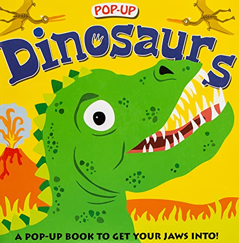 Pop-up Dinosaurs: A Pop-Up Book to Get Your Jaws Into...