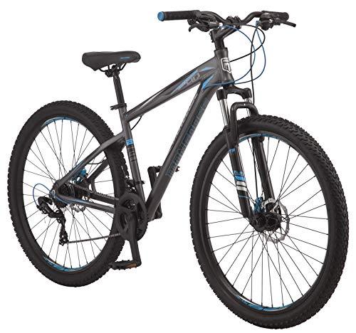 Mongoose Impasse HD Mens Mountain Bike,...