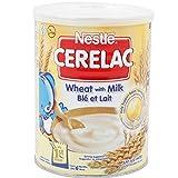 Nestle Cerelac Blé avec Lait 400g (Angleterre)