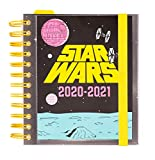 Erik - Agenda Scolaire Journalier 2020/2021 | Star Wars | 11 mois