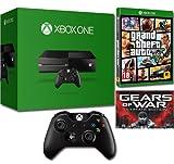Console Xbox One 500 Go Manette sans fil pour Xbox One GTA V Gears of War en téléchargement : sous réserve de disponibilité du pack et pour tout achat réalisé le 12 juillet 2016 uniquement, vous recevrez 1 code le 13 juillet 2016 qui vous permettra d...