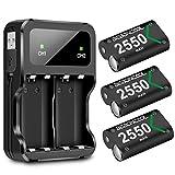 Pack de batterie BEBONCOOL pour Batterie pour contrôleur Xbox One,...