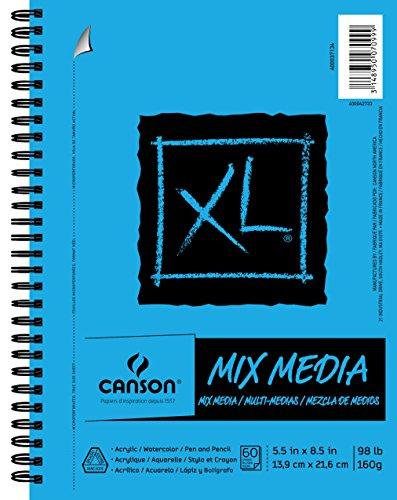 CANSON Cuaderno de dibujo XL