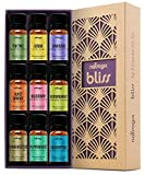 Natrogix Bliss Essential Oils - Top 9 Therapeutic...