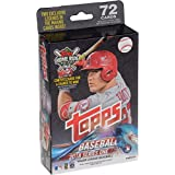 2018 Topps Baseball Series 1 Retail Factory Sealed 72 Card Hanger Pack - Baseball Wax Packs