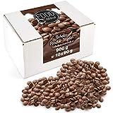 Sweet Wishes 900g Pepites de Chocolat au Lait - Entier Belge pour Fondue et Cookies - Délice Fondant Régal pour Fontaine de Chocolat et Kits de Fondue