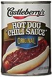 Castleberry's Hot Dog Chili Sauce, 10 Ounce...