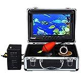 Eyoyo Portable 9 inch LCD Monitor Fish Finder HD 1000TVL Fishing...