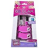 Cool Maker - Go Glam, Confezione Ricarica Smalti e Decorazioni Love Story