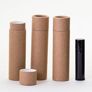 Kraft Paperboard Lip Balm