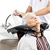 Gads Inflatable Hair Washing Tray, Lightweight, Portable Shampoo Bowl Sink, Made for Handicapped,...