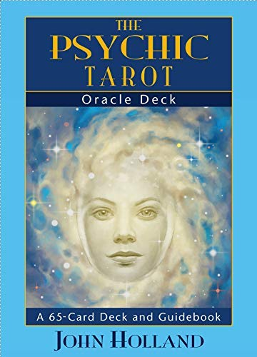The Psychic Tarot Oracle Deck by John Holland (4-Jan-2010)...