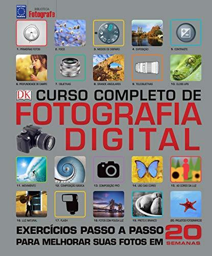 Curso completo de fotografía digital