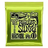【正規品】 ERNIE BALL 3221 エレキギター弦 (10-46) REGULAR SLINKY 3Set Pack