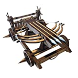 3D Wooden Toy Puzzle Retro Weapons-The Wu-HOU Crossbow Chariot DIY Model Kits