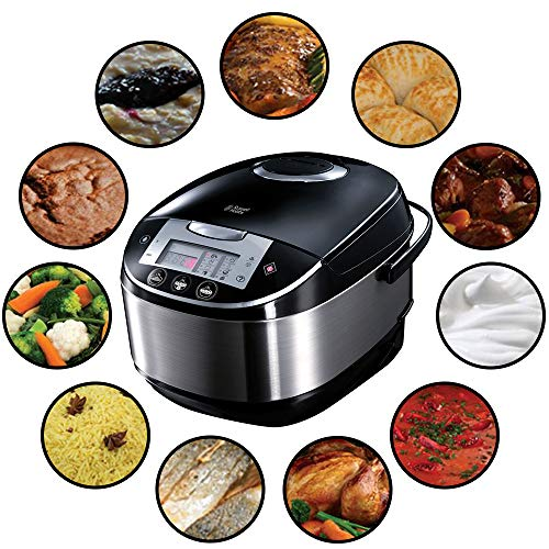 Russell Hobbs 21850-56 Multicooker Cook Home, 11 programmi di cottura, Accessori da cucina,...