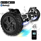 COLORWAY Hoverboard SUV 8 Pouces, Gyropode Tout-Terrain 700W, Fonction App,...