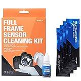 VSGO Kit di pulizia professionale per fotocamere Full Frame, DSLR o mirrorless