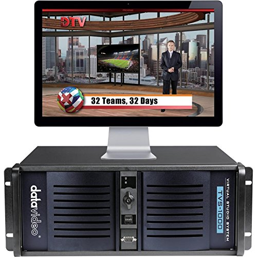 Datavideo TVS-1200A Trackless Virtual Studio System 10