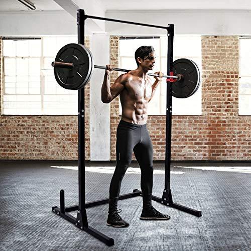 Power Rack Exercise